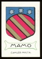 arms of the Mamo family