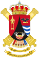 32nd Mixed Artillery Regiment, Spanish Army.png