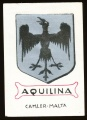 arms of the Aquilina family
