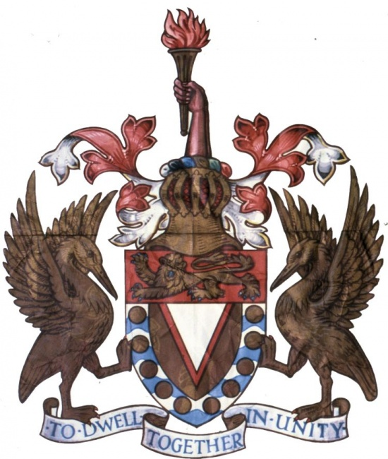 Arms of the West Indies Federation
