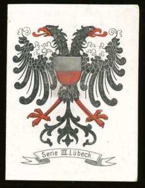 Arms of Lübeck