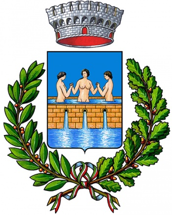 San Casciano dei Bagni - Stemma di San Casciano dei Bagni / Coat of ...