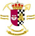 Sapper Battalion VII, Spanish Army.png