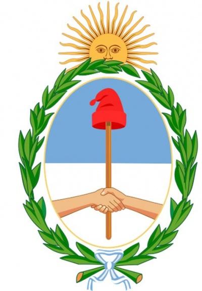 National Arms Of Argentina Escudo De National Arms Of Argentina