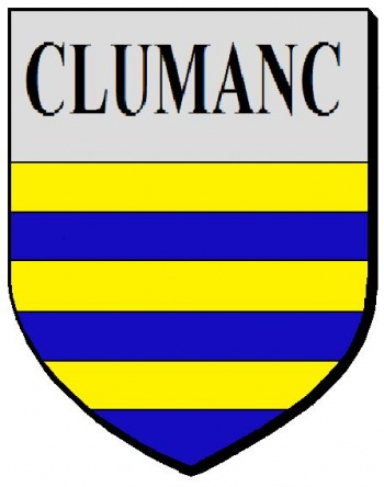 Armoiries de Clumanc
