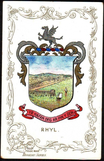 Arms of Rhyl