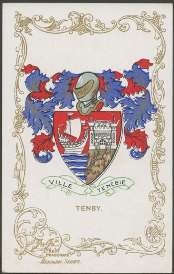 Arms of Tenby