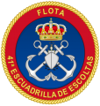 41st Escort Squadron, Spanish Navy.png