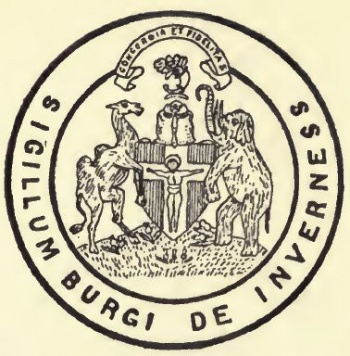 seal of Inverness