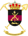 Sapper Battalion II of the Legion, Spanish Army.png
