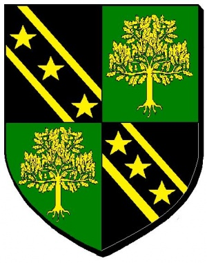 Blason de Saint-Laurent-Rochefort