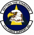 17th Forces Support Squadron, US Air Force.png