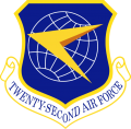 22nd Air Force, US Air Force.png