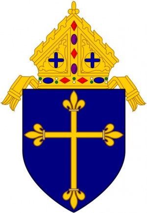 Arms (crest) of Diocese of Duluth