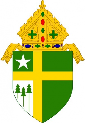 Arms (crest) of Diocese of Tyler