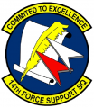 14th Forces Support Squadron, US Air Force.png