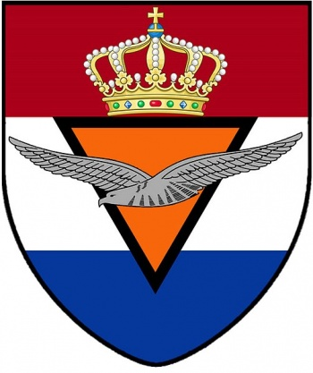 Coat of arms (crest) of the Royal Netherlands East Indies Army Air Force
