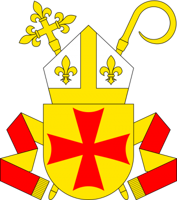 Arms of Archdiocese of Turku (Åbo)