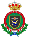 Chief of the Technical Services, Information Systems and Telecommunications, Spanish Air Force.png