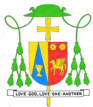 Arms of Francis Anthony Quinn