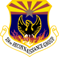 214th Reconnaissance Group, Arizona Air National Guard.png