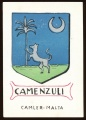 arms of the Camenzuli family