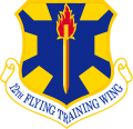 12th Flying Training Wing, US Air Force.png