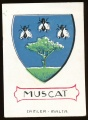 arms of the Muscat family