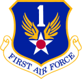 1st Air Force, US Air Force.png