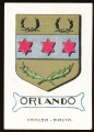 arms of the Orlando family