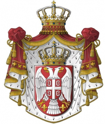 Arms of Serbia