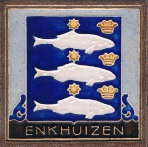 Arms (crest) of Enkhuizen