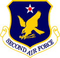 2nd Air Force, US Air Force.png