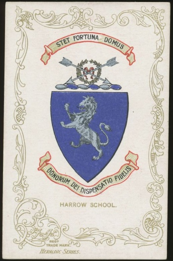 Arms (crest) of Harrow School