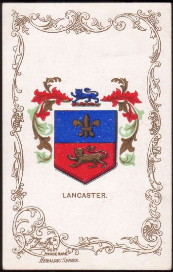 Arms of Lancaster