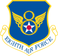 8th Air Force, US Air Force.png