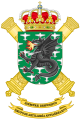Air Defence Artillery Group II-71, Spanish Army.png