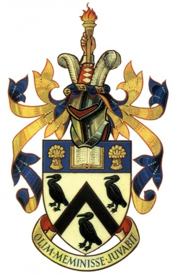 Coat of arms (crest) of Lymm High School