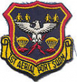 1st Aerial Port Squadron, US Air Force.png