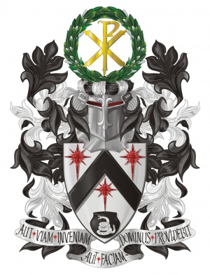 Arms of Douglas Michael Dehn