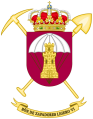 Light Sapper Battalion VI, Spanish Army.png