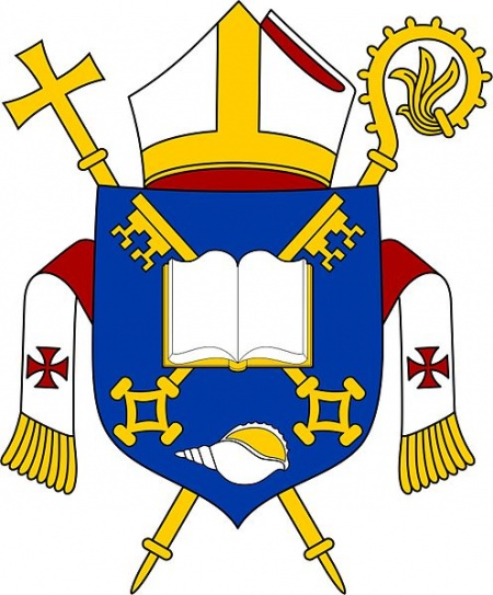 Arms (crest) of Diocese of Kimbe