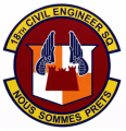 18th Civil Engineer Squadron, US Air Force.png
