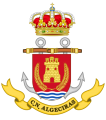 Naval Command of Algeciras, Spanish Navy.png