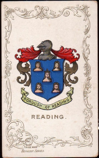 Arms of Reading (Berkshire)