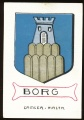 arms of the Borg family