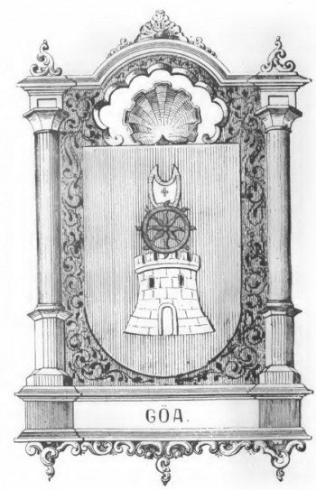 Arms of Nova Goa