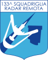 133rd Remote Radar Squadron, Italian Air Force.png