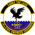 19th Civil Engineer Squadron, US Air Force.png