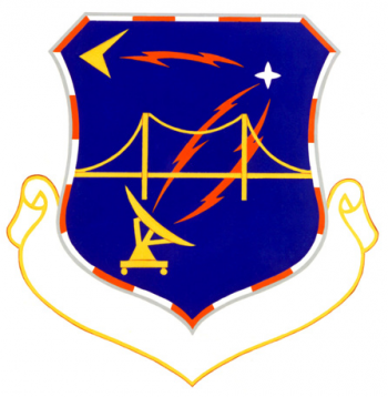 Coat of arms (crest) of the 1901st Communications Group, US Air Force
